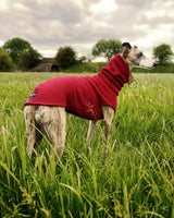 THE OLIVIA Stretch Jersey Whippet Jumper