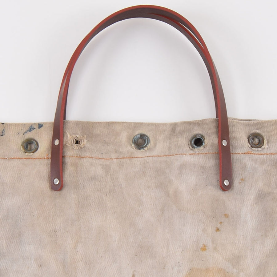 Rivet x Tonic Design Beige RAF Kit Bag Shopper