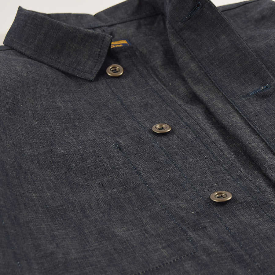 Kerbside & Co Chambray Chore Jacket