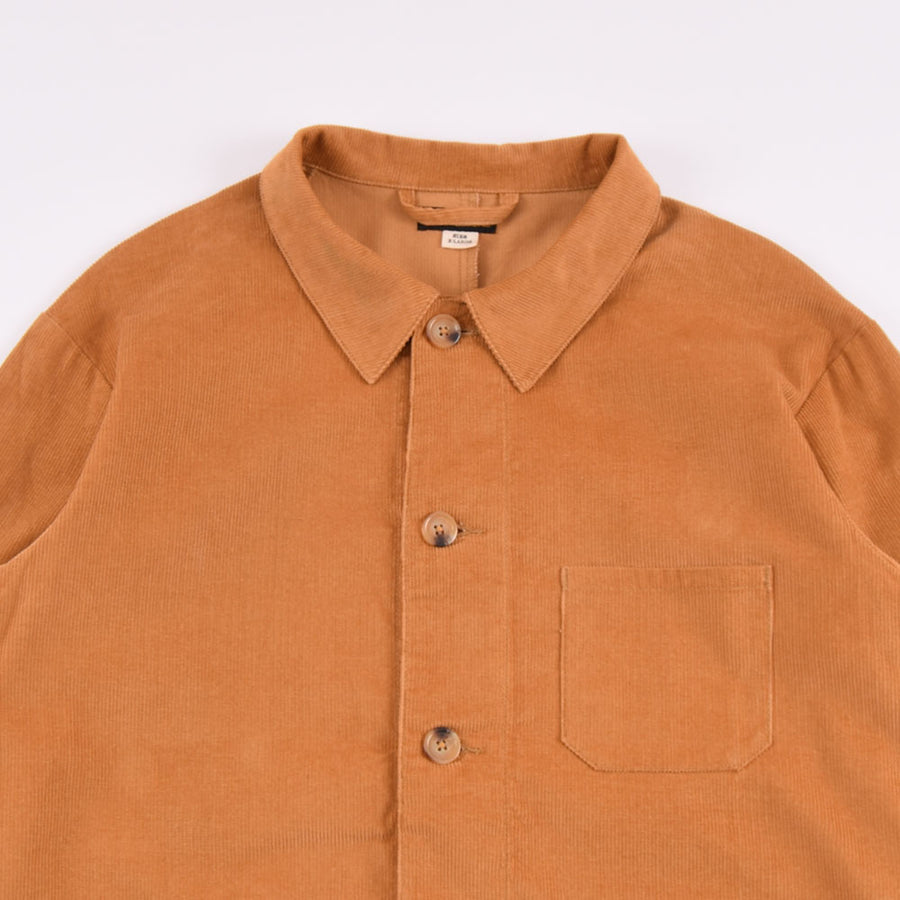 Workware Heritage Tobacco Corduroy Worker Jacket