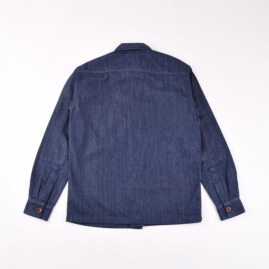Uskees Rinsed Denim Workshirt