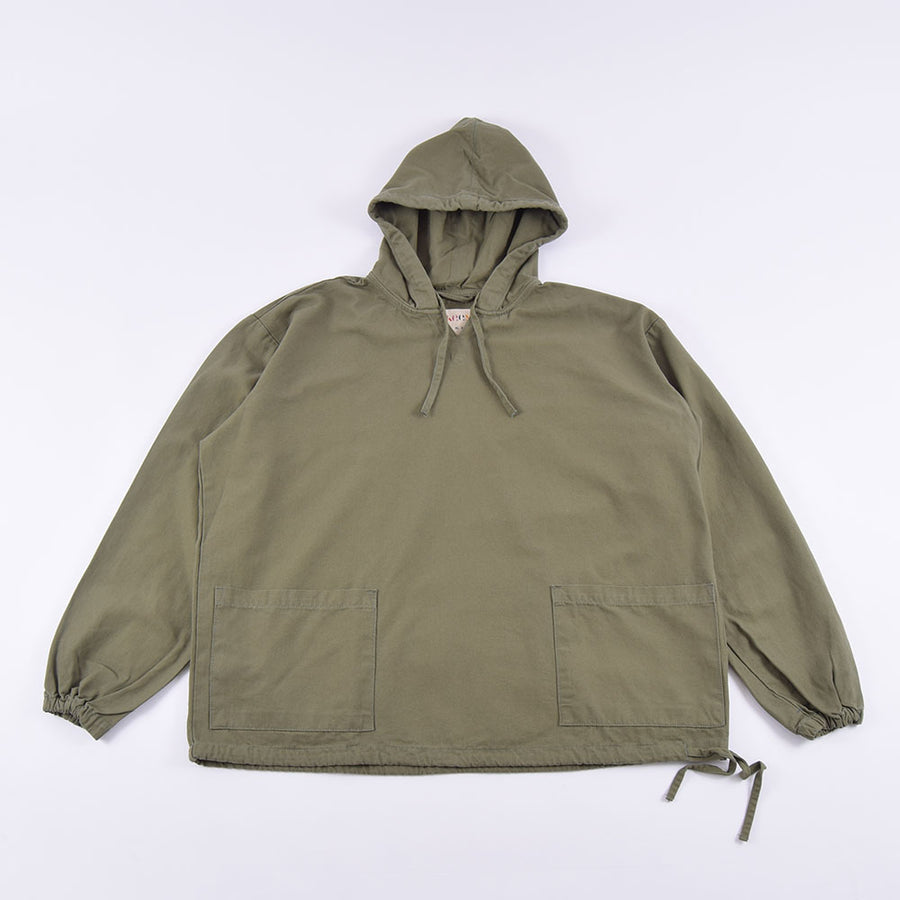 Uskees Army Green Smock