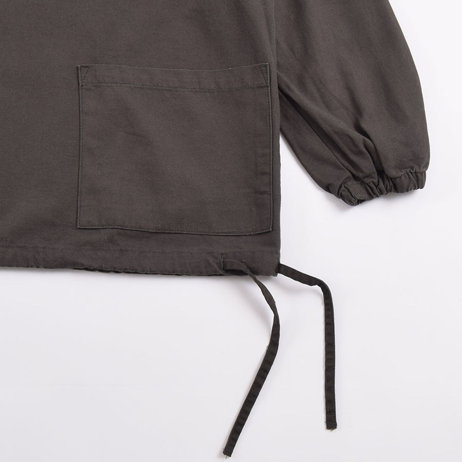 Uskees Faded Black Smock