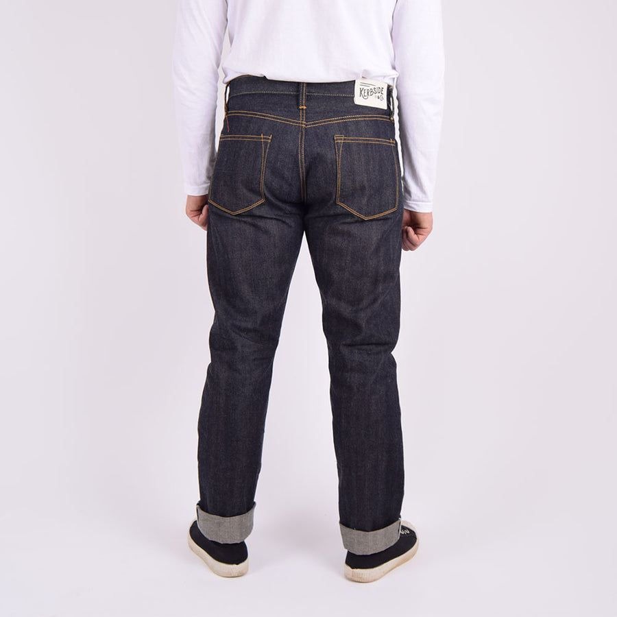 Kerbside & Co Kennedy Selvedge Jeans