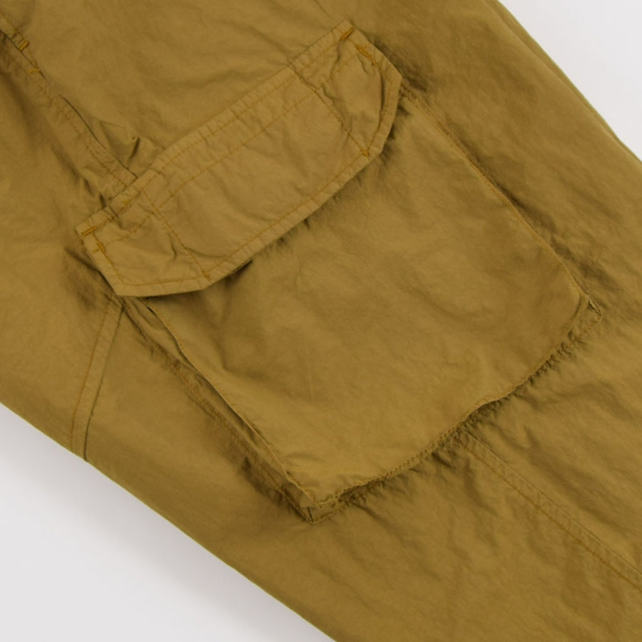 Kestin Dark Tan Italian Cotton/Nylon Luss Cargo Pants