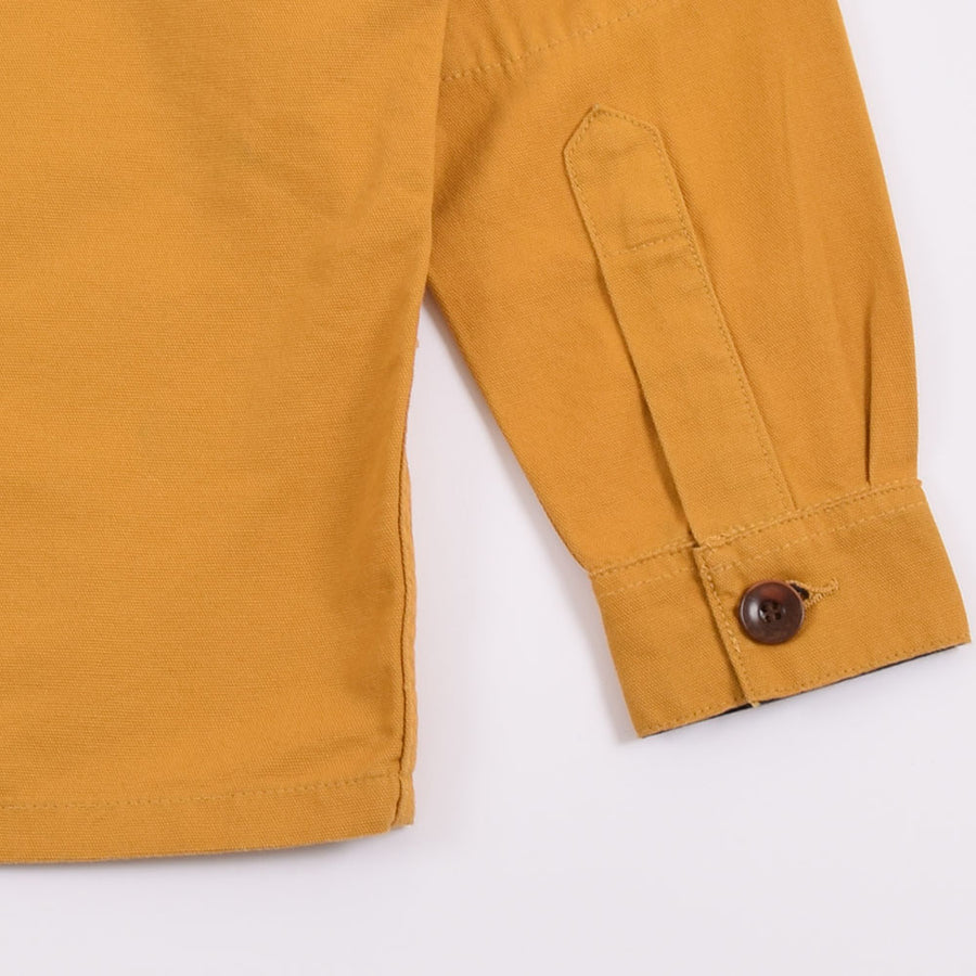 Uskees Mustard Workshirt