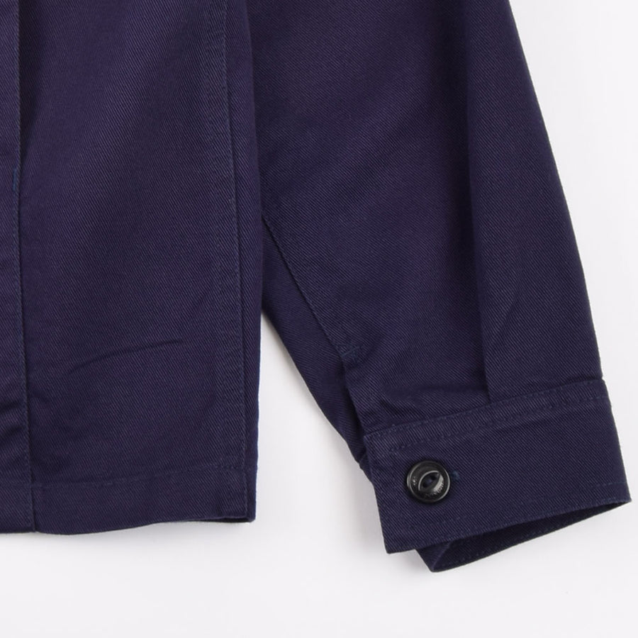 Yarmouth Oilskins Navy Drivers Jacket