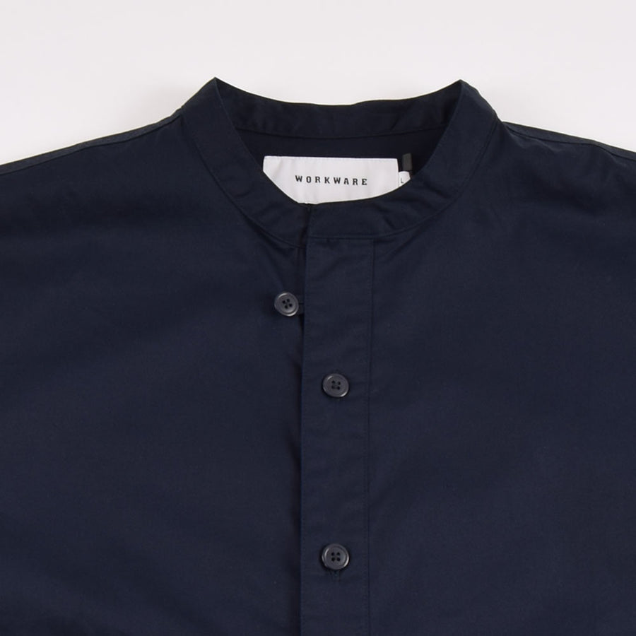 Workware Heritage Navy Tropical Shirt