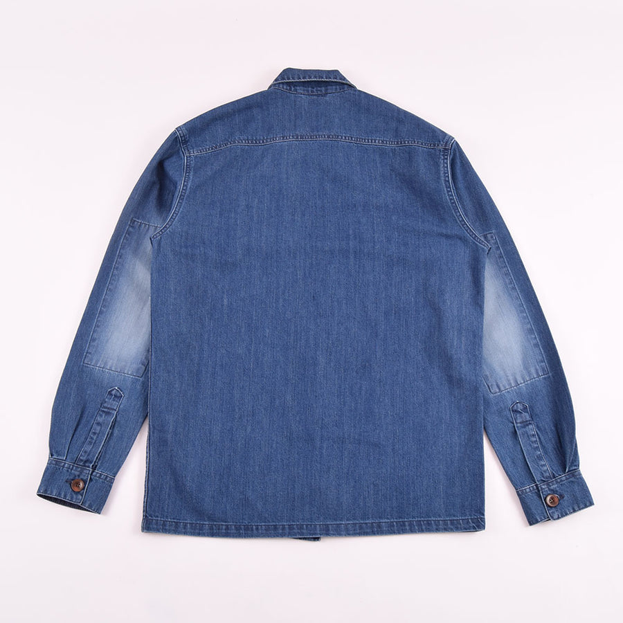 Uskees Washed Denim Workshirt