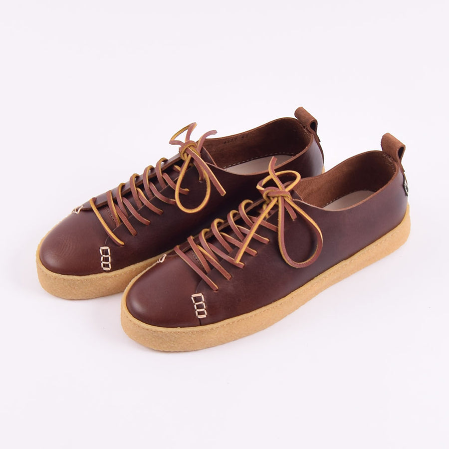 Yogi Brown Leather Rufus Shoes