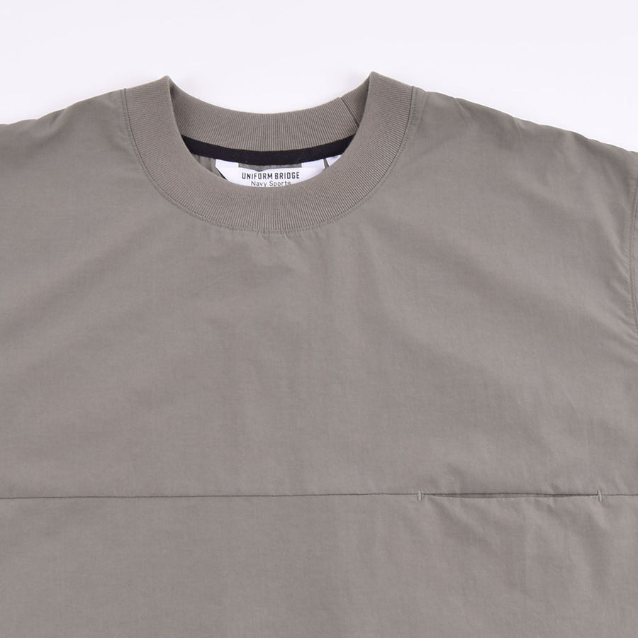 Uniform Bridge Sage Green Windbreak Top