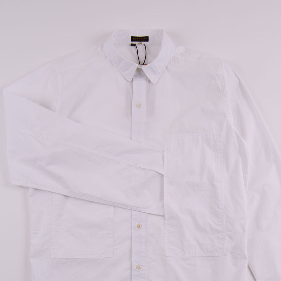 Workware Heritage White M1937 Shirt