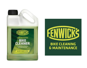 Fenwick's Concentrated Bike Cleaning