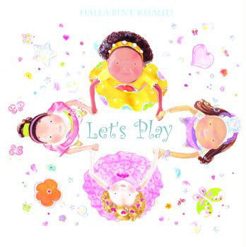 """Let's Play"" by Halla bint Khalid"
