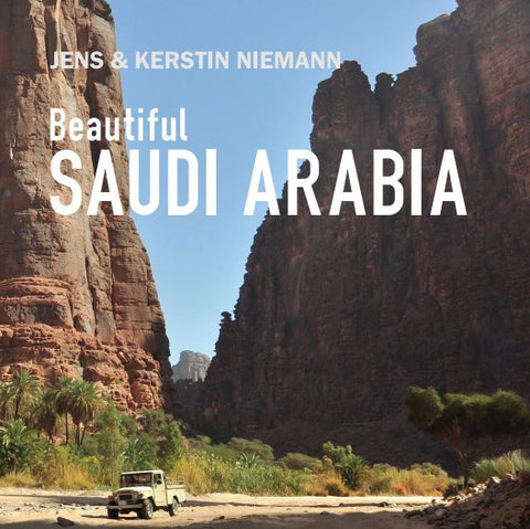 'Beautiful Saudi Arabia' coffee table book