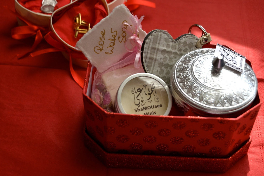 Valentine gift set (for her)