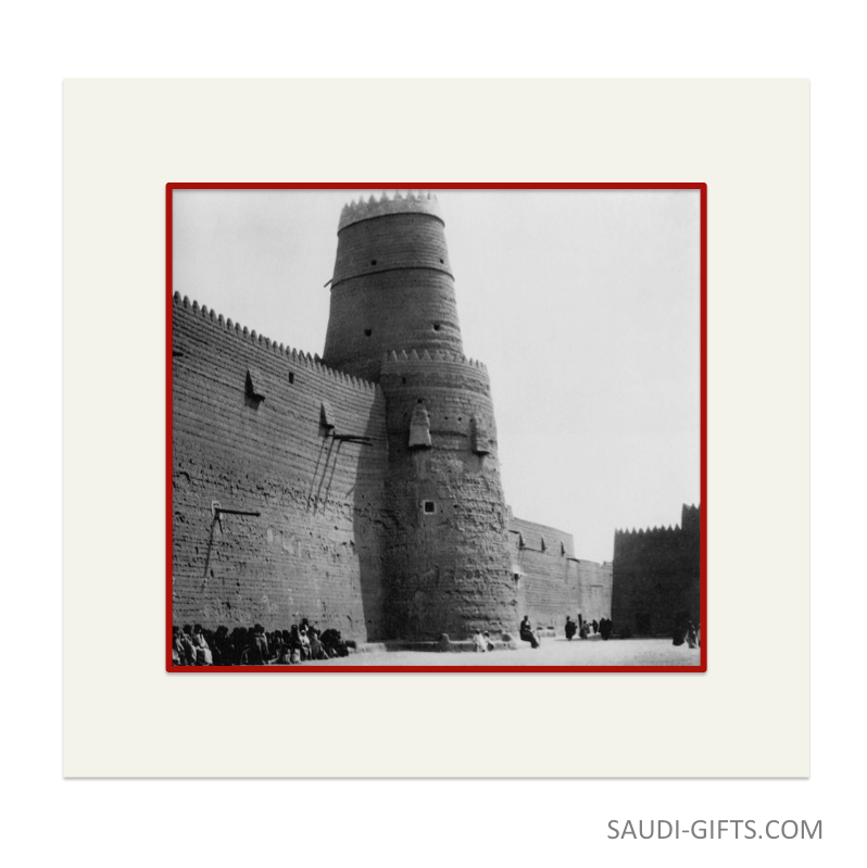 "Historical Reproduction ""Riyadh Gate"""