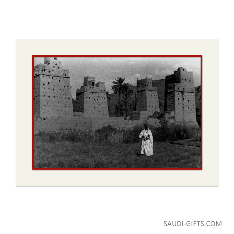 "Historical Reproduction ""Abha"""