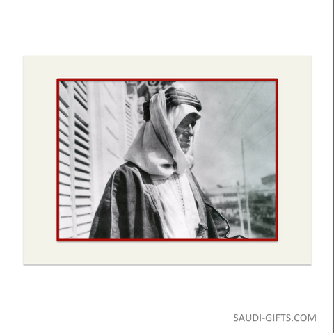 "Historical Reproduction ""Laurence of Arabia"""