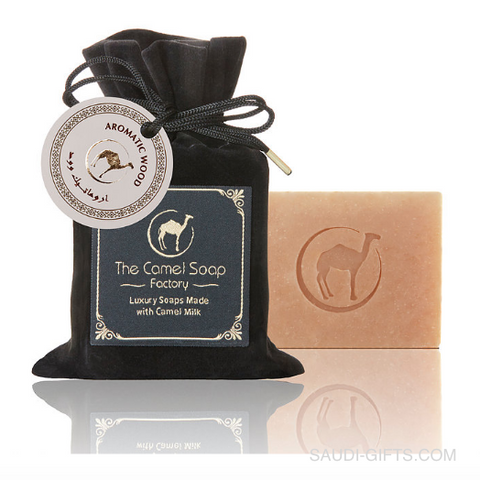 Camel Soap - Luxury Oriental Collection