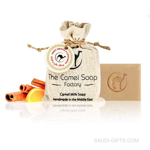 Camel Soap - Castile Collection