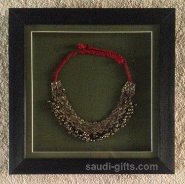 Antique Bedouin necklace