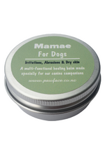 Load image into Gallery viewer, Mamae dog balm to help heal scratches irritations and minor wounds