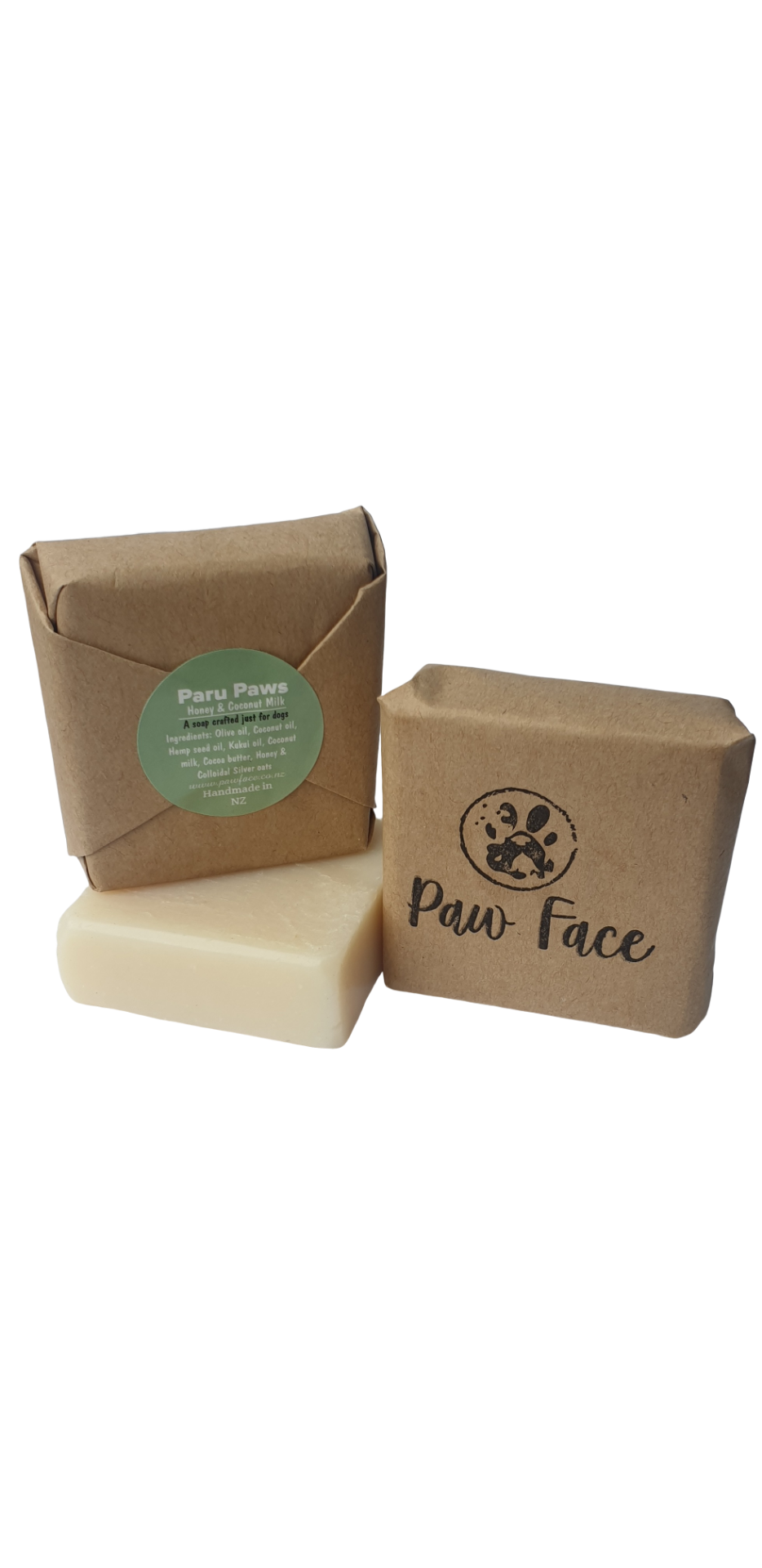 Paw Face Soap Pack