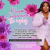 Bloom Conference Replay