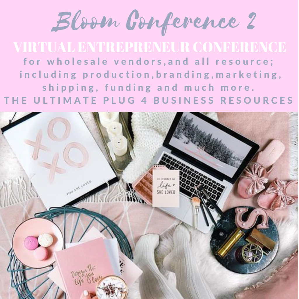 BLOOM VIRTUAL CONFERENCE 2