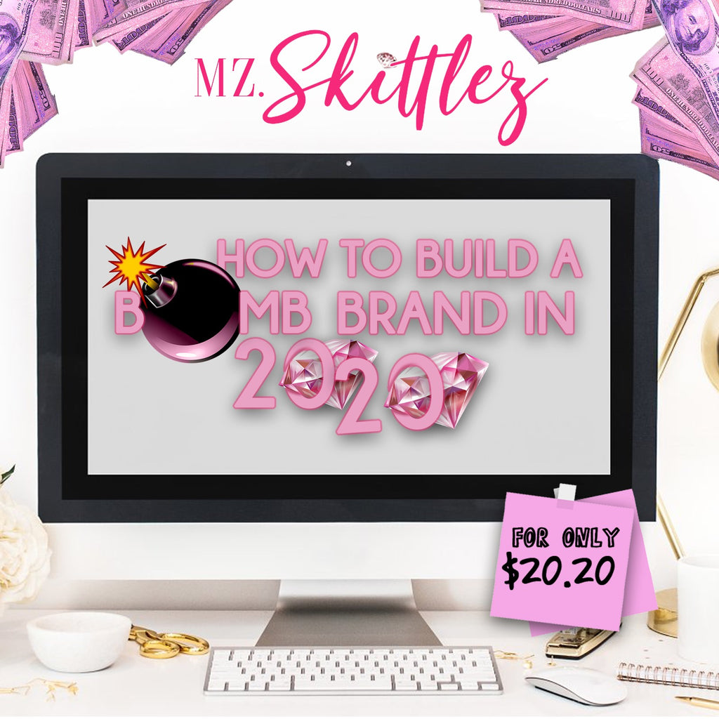 HOW TO BUILD A BOMB BRAND WEBINAR