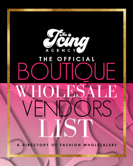 LADIES WHOLESALE VENDORS LIST