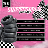 Stay On Track Package