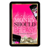 MAKING MONEY SHOULD BE EASY EBOOK