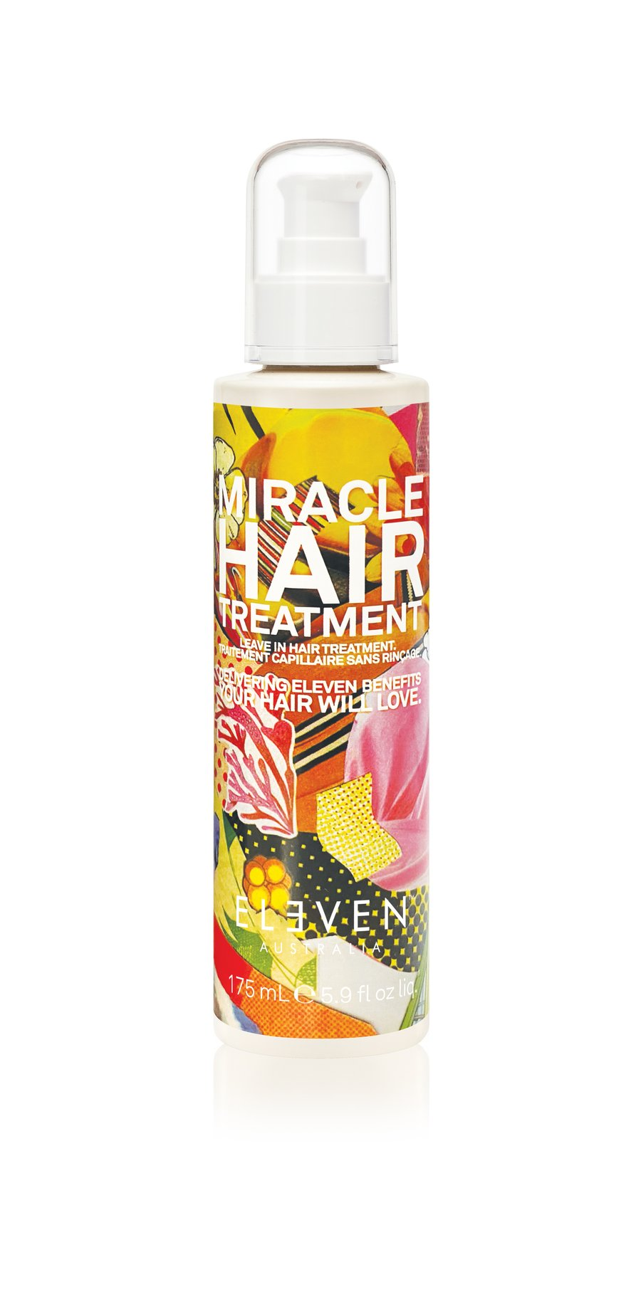 Limited edition miracle hair treatment