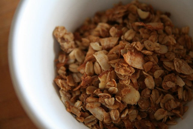 gypsy forest granola