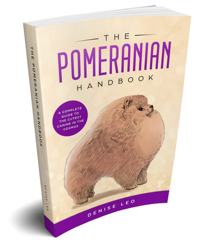 The Pomeranian Handbook ( Hardcopy) - PomWorld.Com