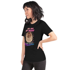 Feel Safe At Night Short-Sleeve Unisex T-Shirt - PomWorld.Com
