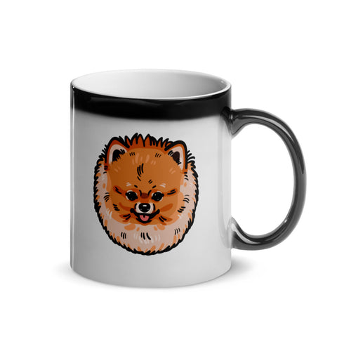 Glossy Magic Pomeranian Mug - PomWorld.Com