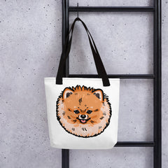 Pomeranian Tote bag - PomWorld.Com