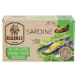Sardines in organic extra virgin olive oil