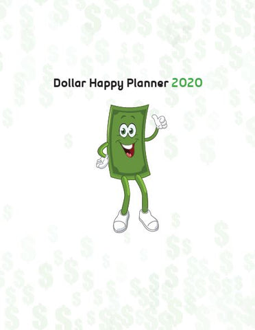 Dollar Happy Planner 2020