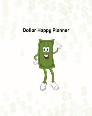 Dollar Happy Planner