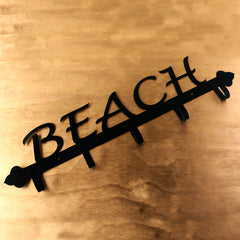 Wall hook - beach