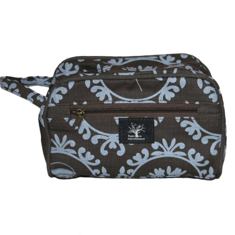 Icons of Africa toiletry bag