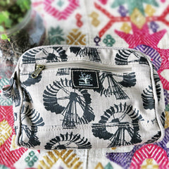 Windmill toiletry bag