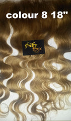 Pretty Loxx Body Wave ELASTIC 'No Stress' Remy Lace Frontal NO GLUE/THREAD NEEDED - PrettyLoxx