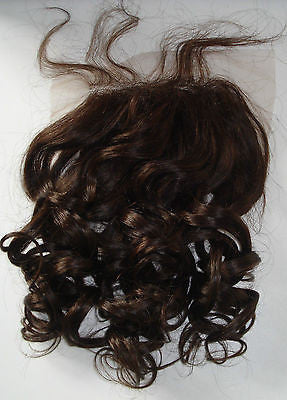 "Pretty Loxx Indian Remy Beach Wave Lace Closure  12"" 14"" 16"" 18"" col 1, 1b, 2"