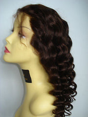 Pretty Loxx Indian Remy Romance Wave Full Lace Wig - PrettyLoxx