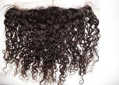 PrettyLoxx Indian Remy Lace Frontal Afro Wave with/without adjustable headband - PrettyLoxx